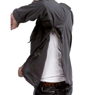 spring/fall jacket men's - Windbreaker Black - BRANDIT - 3001-black