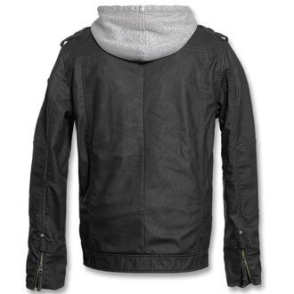 jacket men spring/autumn BRANDIT - Black Rock Grau - 3119/9