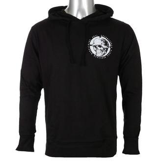 t-shirt street men's - WICKED - METAL MULISHA - BLK_FA7519008.01