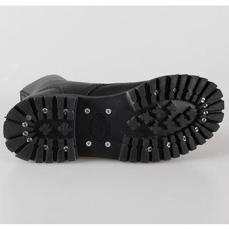 leather boots men's - BRANDIT - 9002-black