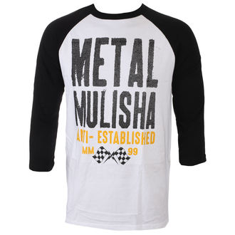 t-shirt street men's - GUARD - METAL MULISHA