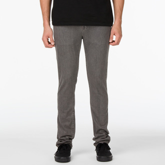 pants men VANS - M V76 Skinny - Gravel Grey, VANS