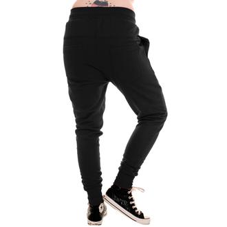 pants unisex (sweatpants) 3RDAND56th - Carrot Fit Jogger - Black - JM1008