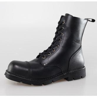 leather boots women's - NEW ROCK - M.NEWMILI083-S1