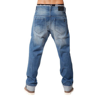 pants men -jeans- Horsefeathers - Ground Light Blue