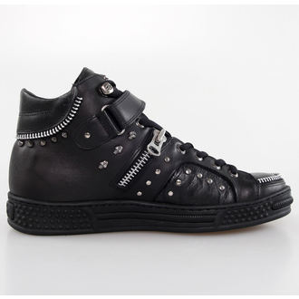 leather boots men's - NEW ROCK - M.PS003-S1
