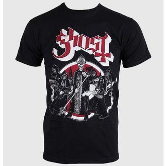 t-shirt metal men's Ghost - - ROCK OFF - GHOTEE04MB