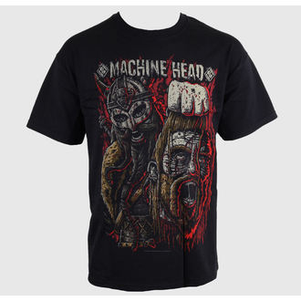 t-shirt metal men's Machine Head - Goliath Red - ROCK OFF