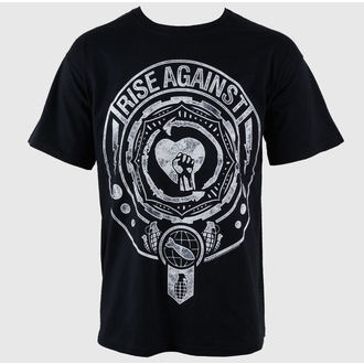 t-shirt metal men's Rise Against - Bombs Away - PLASTIC HEAD, PLASTIC HEAD, Rise Against