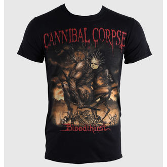 t-shirt metal men's Cannibal Corpse - Blood - PLASTIC HEAD, PLASTIC HEAD, Cannibal Corpse
