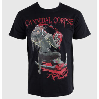 t-shirt metal men's Cannibal Corpse - Rabid - PLASTIC HEAD, PLASTIC HEAD, Cannibal Corpse