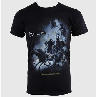 t-shirt metal men's Burzum - Sol Austan - PLASTIC HEAD, PLASTIC HEAD, Burzum