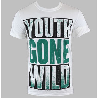 t-shirt metal men's Asking Alexandria - Youth Gone Wild - PLASTIC HEAD, PLASTIC HEAD, Asking Alexandria