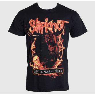 t-shirt metal men's Slipknot - Antennas To Hell - ROCK OFF - SKTS02