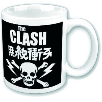 cup The Clash - Skull & Crossbones - ROCK OFF - CLMUG01