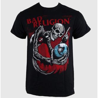 t-shirt metal men's Bad Religion - Skull - LIVE NATION, LIVE NATION, Bad Religion