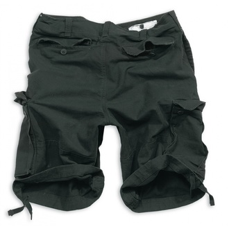 shorts men SURPLUS VINTAGE Short - Black, SURPLUS