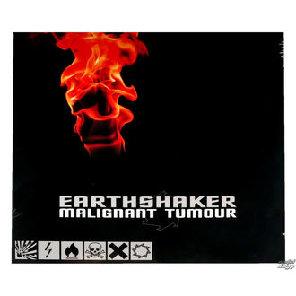 CDs Malignant Tumour - Earthshaker