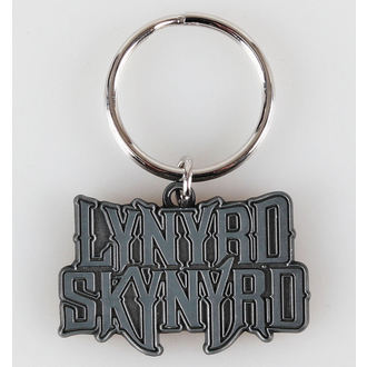 key ring (pendant) Lynyrd Skynyrd - (Key Chain) - ROCK OFF - LSKEY01