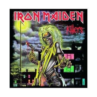 wish Iron Maiden - Killers - ROCK OFF, ROCK OFF, Iron Maiden