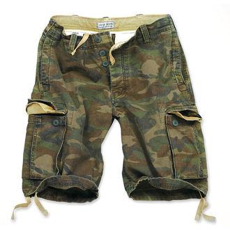 shorts men SURPLUS VINTAGE - Woodland, SURPLUS