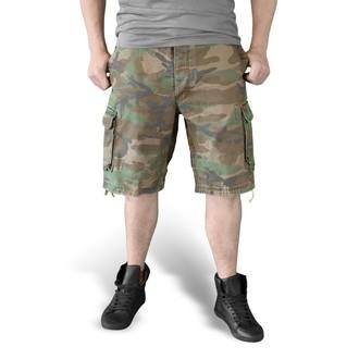 shorts men SURPLUS VINTAGE - Woodland - 05-5596-62