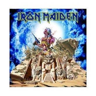 wish Iron Maiden - Somewhere back in Time - ROCK OFF, ROCK OFF, Iron Maiden