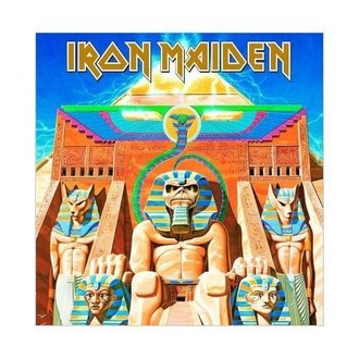 wish Iron Maiden - Power Slave - ROCK OFF, ROCK OFF, Iron Maiden