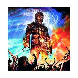 wish Iron Maiden - Wicker Man - ROCK OFF, ROCK OFF, Iron Maiden
