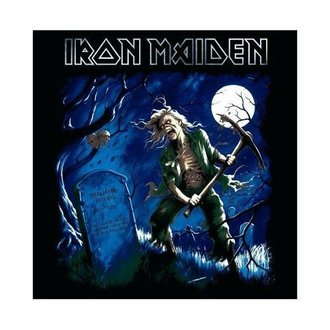 wish Iron Maiden - Benjamin Breeg - ROCK OFF, ROCK OFF, Iron Maiden