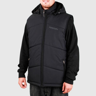 vest men winter FUNSTORM - Pilot - 21 BLACK