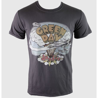 t-shirt metal men's Green Day - Dockie Vintage - BRAVADO EU, BRAVADO EU, Green Day