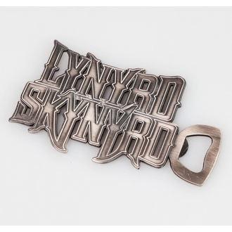 opener Lynyrd Skynyrd - Logo Metal, C&D VISIONARY, Lynyrd Skynyrd