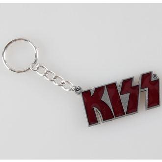 key ring Kiss - Red Logo - CDV, C&D VISIONARY, Kiss