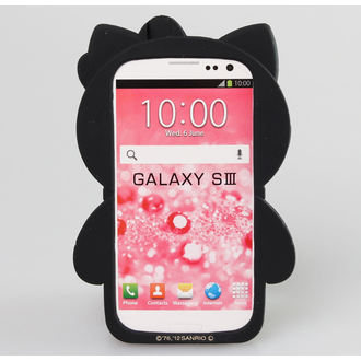 cover to cell phone Hello Kitty - Samsung Galaxy 3, HELLO KITTY
