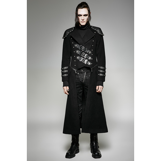 men's coat PUNK RAVE - Daemon - Y-708