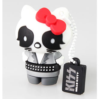 flash disc USB 8GB (pendant) KISS - HELLO KITTY - The Catman, HELLO KITTY, Kiss
