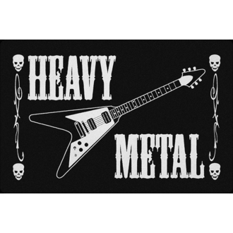 doormat Heavy Metal - ROCKBITES - 100662