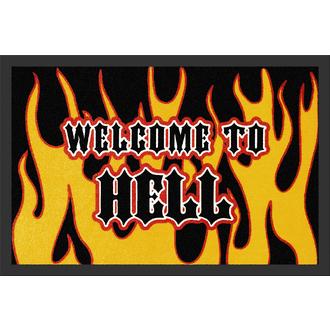 doormat Welcome To Hell - ROCKBITES - 100663