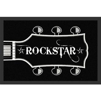 doormat Rockstar - Guitar Head - ROCKBITES, Rockbites