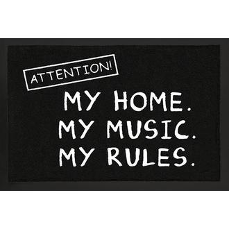 doormat (preposition) Attention My Home - ROCKBITES - 100790