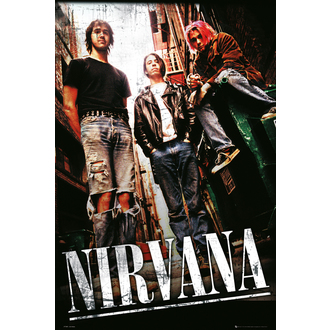 poster Nirvana - Alley - LP1660