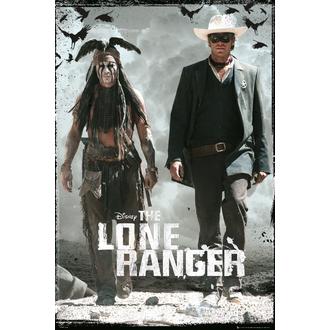 poster Lone Ranger - Teaser