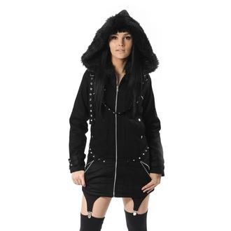 jacket women's POIZEN INDUSTRIES - Eclipse - Black