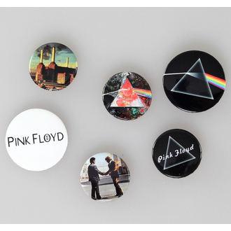 badges Pink Floyd - Album And Logos - BP0457
