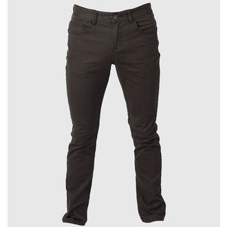 pants men GLOBE - Goodstock skinny - Black