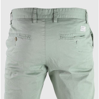 pants men GLOBE - Goodstock Chino - Faded Evergreen
