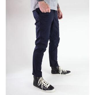 pants men GLOBE - Goodstock Drop Crotch Chino - Ink