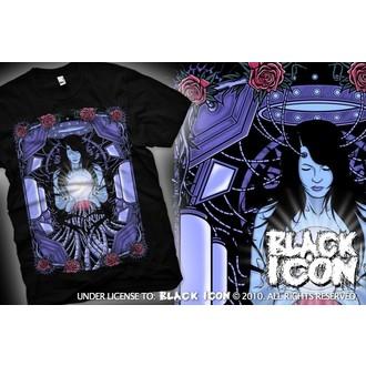 t-shirt hardcore men's - Maiden - BLACK ICON, BLACK ICON