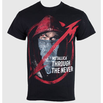 t-shirt metal men's Metallica - Nevermore - LIVE NATION, LIVE NATION, Metallica